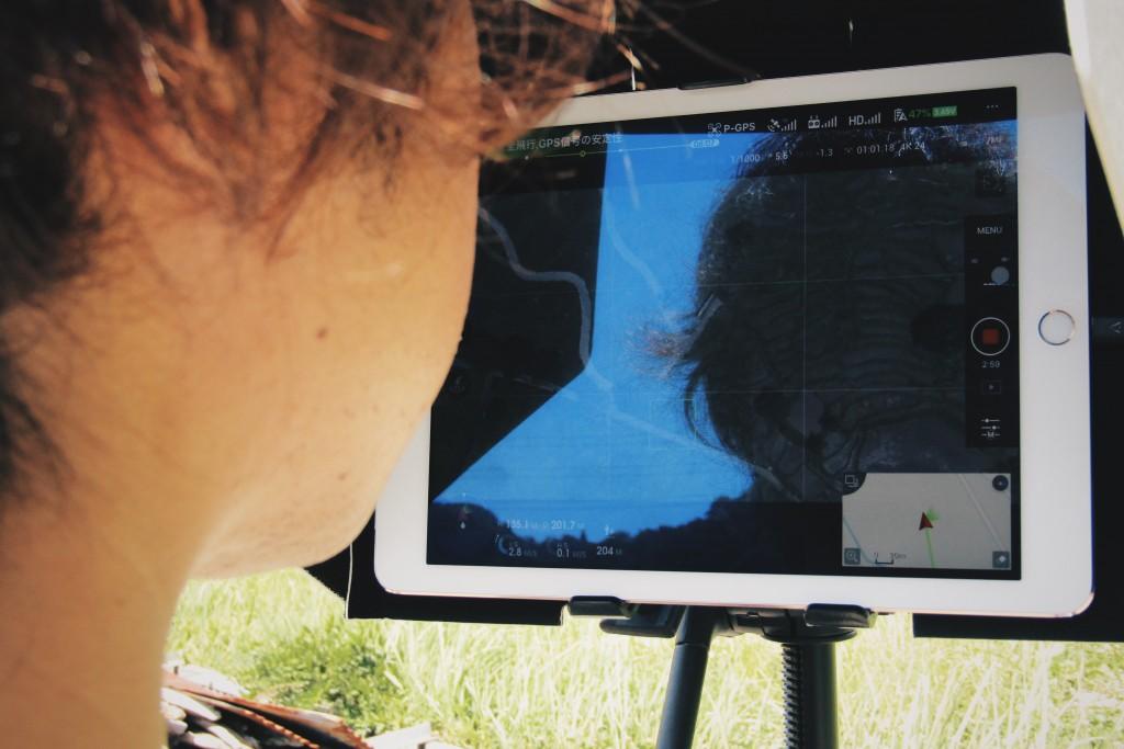 iPad Air 2活用シーン4つを紹介!ドローンからライブ演奏まで。