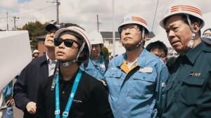 「平成28年度 静岡県総合防災訓練」のドローンによる要救助者の確認訓練として、北原拓馬が代表して静岡県知事らの前でフライトを行いました。